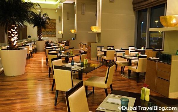 Na3Na3 Restaurant The Address Dubai Mall