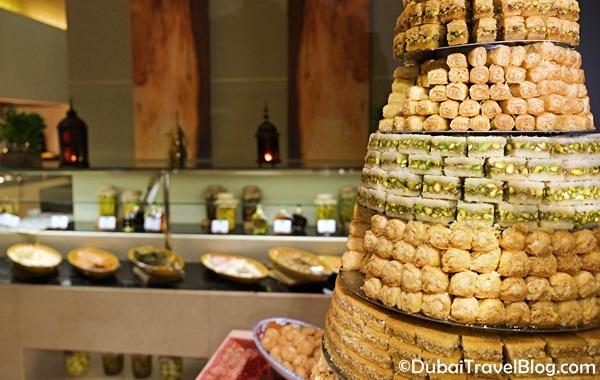 arabic dessert na3na3 restaurant