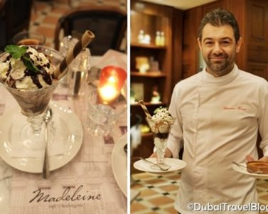A French Affair at Madeleine Cafe with Chef Sebastian Torres