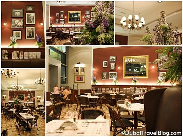 Madeleine Cafe Menu Dubai