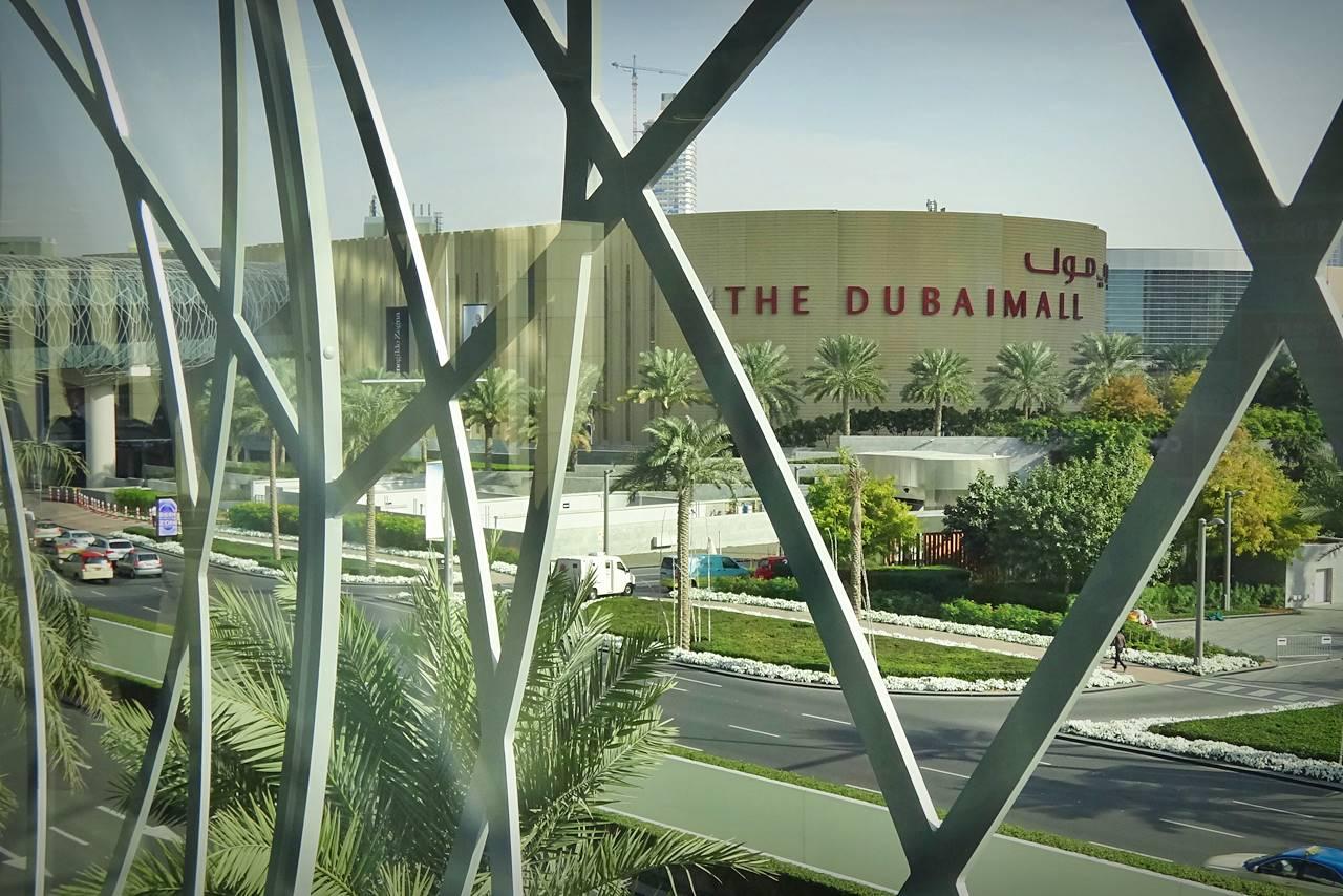places to visit dubai mall