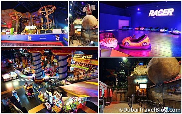 sega indoor theme park