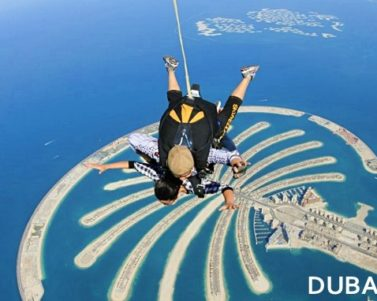 5 Reasons to Skydive in Dubai