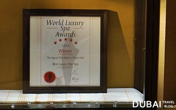 world luxury spa awards middle east