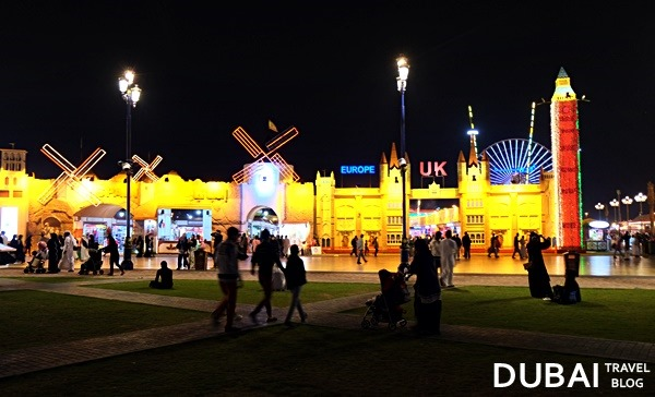 europe uk dubai global village