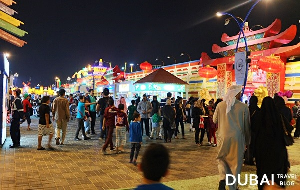 global village winter