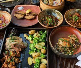 Friday Brunch at Asia Asia Restaurant in Dubai Marina's Pier 7