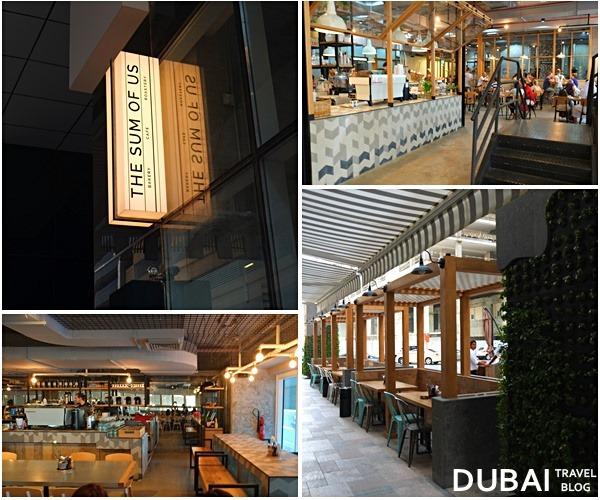 the sum of us cafe dubai