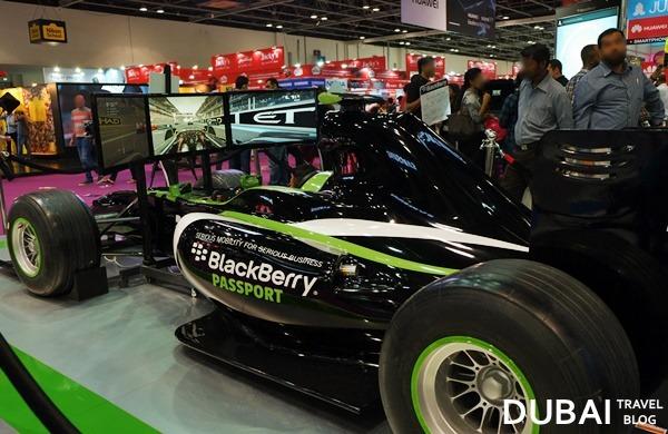 dubai gitex blackberry