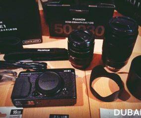 My Camera Gear: Fujifilm X-E1 Mirrorless Camera