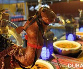 Iftar Buffet at Liwan Restaurant in Al Ghurair Rotana