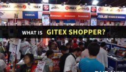 What is GITEX Shopper?