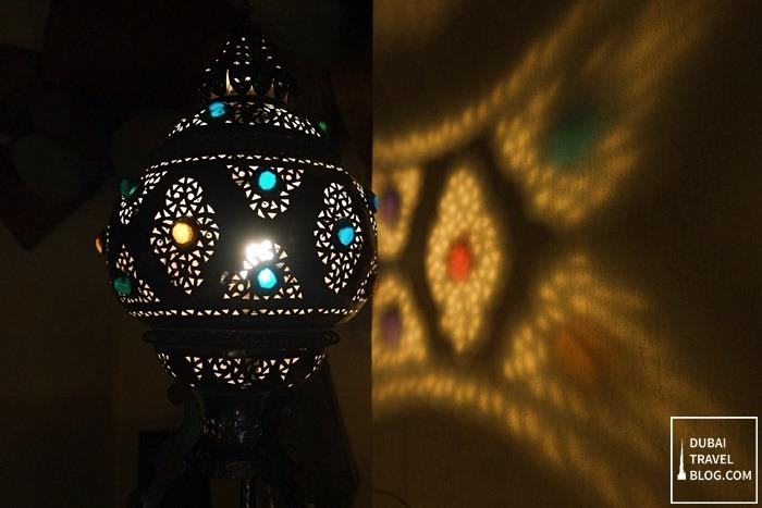 bab al shams lantern