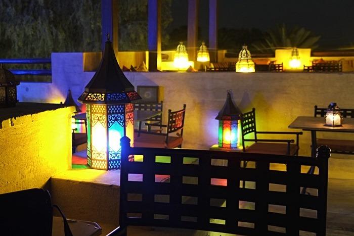 bab al shams resort al sarab lounge