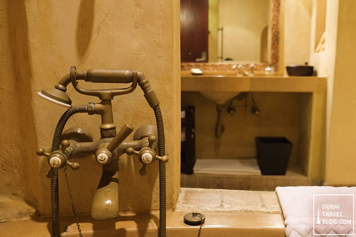 bathtub bab al shams