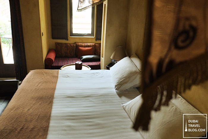 bed in bab al shams