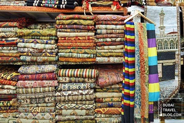 dubai textile souk blog
