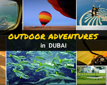 17 Outdoor Adventures in Dubai