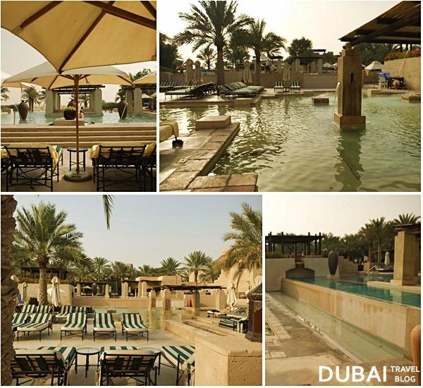 pool desert hotel resort spa