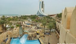 Waterfun Adventure at Wild Wadi Resort in Jumeirah Road