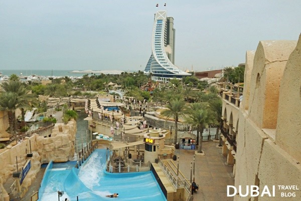 wild wadi resort dubai