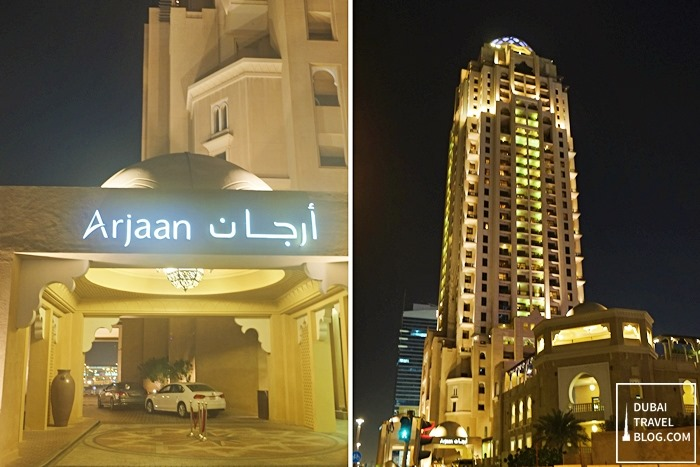 Arjaan Rotana Media City Number