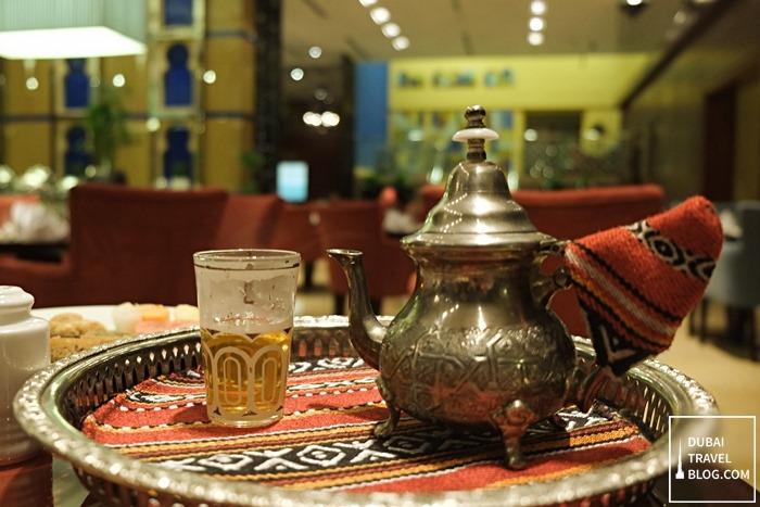 dubai arabesque cafe
