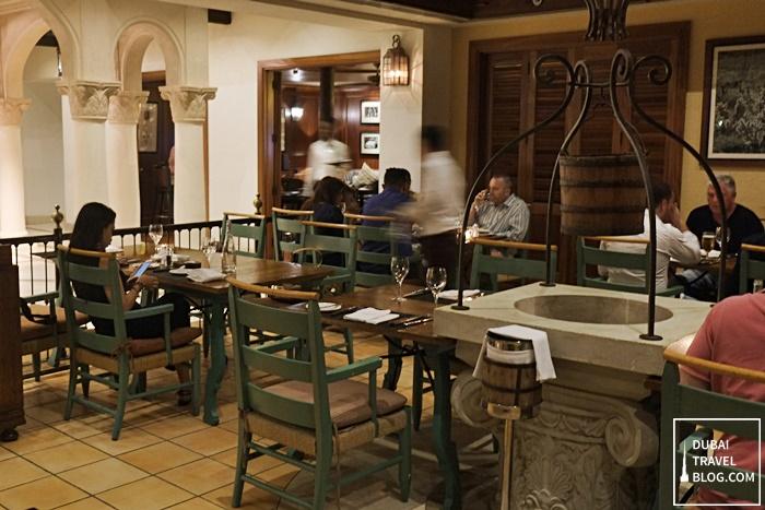 restaurant pachanga dubai