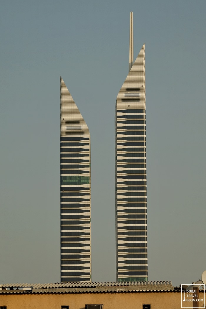 nassima towers dubai