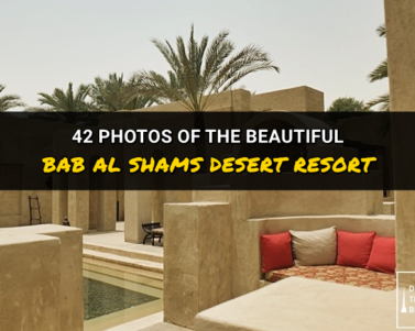 42 Photos of the Beautiful Bab Al Shams Desert Resort
