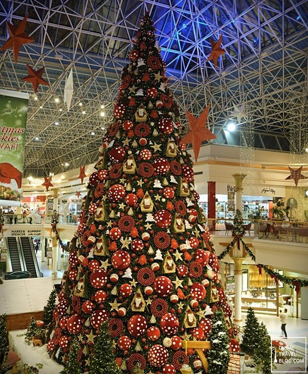 Is This The Biggest Christmas Tree In Dubai Dubai