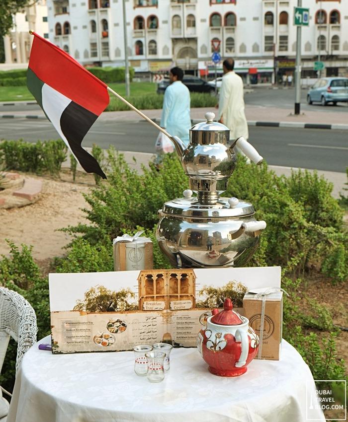 arabian teahouse al fahidi
