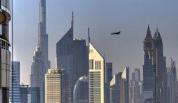 17 Photos of Dubai from a Balcony in Burjuman Arjaan by Rotana