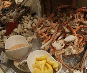 Dinner Buffet at Nosh Restaurant in Movenpick JLT