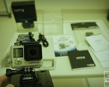Got a GoPro Hero Silver 4 Camera
