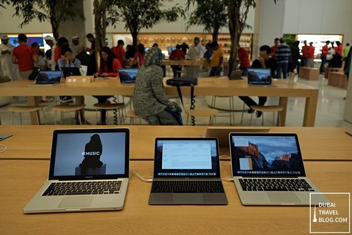 20 photos of the apple store in mall of the emirates dubai travel blog macbook pro uae apple store solutioingenieria Choice Image