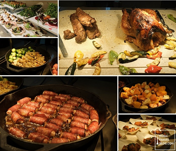 movenpick nosh restaurant buffet
