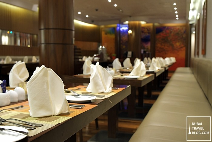 the gallery cafe and restaurant bur dubai