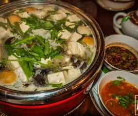 Thai Hot Pot Dinner at Benjarong in Dusit Thani Dubai