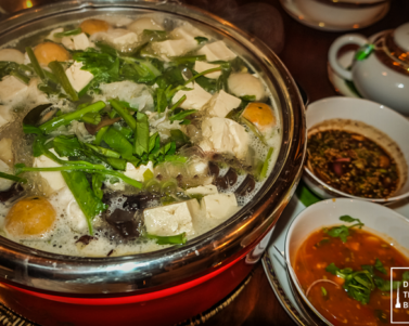 Thai Hot Pot Dinner at Benjarong in Dusit Thani Dubai