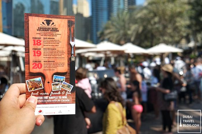 Canadian Culinary Beef Series Dubai