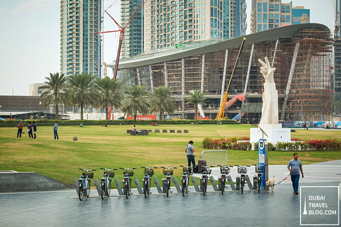 dubai opera background