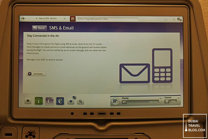emirates flight entertainment