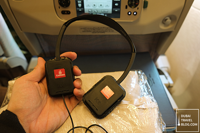 emirates headset