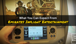 The Emirates ICE Inflight Entertainment Experience