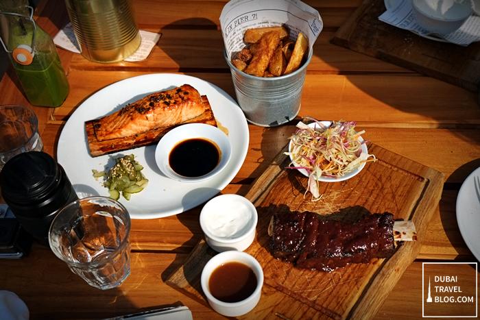 fume restaurant downtown dubai