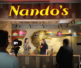 Nando's at Burj Residences Downtown Dubai