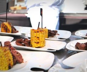 Canada Beef Barbecue at Wavebreaker, Hilton JBR