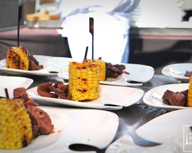 Canada Beef Barbecue at Wavebreaker, Hilton JBR