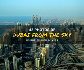 42 Photos of Amazing Dubai from the Sky
